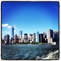 Photo taken at Staten Island Ferry Boat - John A. Noble by Maria A. on 6/12/2013