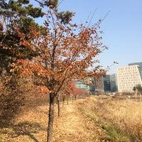 Photo taken at 판교생태학습원 by Taekeun TED L. on 11/20/2014
