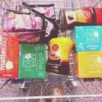 Photo taken at Abevê Supermercados by Renata C. on 4/22/2013