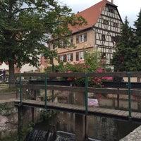 Das Foto wurde bei Wissembourg von Geri am 10/10/2015 aufgenommen