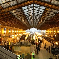 Photo taken at Paris Nord Railway Station by Lazy Monkey on 2/10/2013