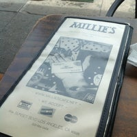 Photo taken at Millie's by Drian J. on 4/4/2013