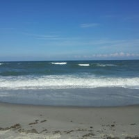 Photo taken at PAFB South Beach by Sonia H. on 10/10/2012