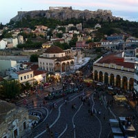Photo taken at Athens Flea Market by Me7sn on 8/22/2013