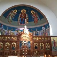 Photo taken at St. Demetrios Greek Orthodox Church by Lasantha R. on 7/14/2013