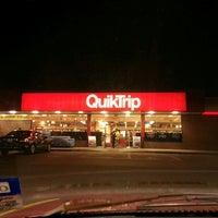 Photo taken at QuikTrip by Jonathan H. on 11/2/2013