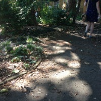 Photo taken at St John's Gardens by Janelle W. on 8/1/2013