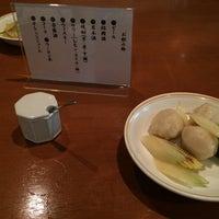 Photo taken at 東天紅 深川店 by kazuki01 on 8/30/2014