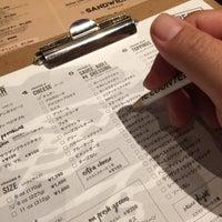 Photo taken at The Counter Roppongi by kazuki01 on 10/15/2017