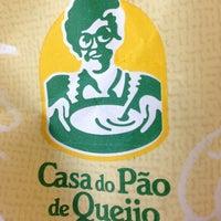 Photo taken at Casa do Pão de Queijo by Mauricio M. on 12/30/2012