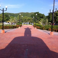 Photo taken at Parque El Ejército by Silvana F. on 10/22/2012