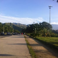 Photo taken at Parque El Ejército by Silvana F. on 11/1/2012