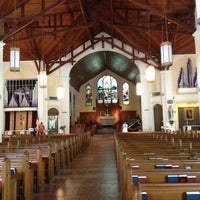 Photo taken at St Paul's Episcopal Church by Mary Marie Maria on 9/21/2013