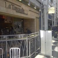 Photo taken at La Tapenade Mediterranean Café by Manishwar S. on 9/19/2012