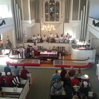 Photo taken at St Andrews Episcopal Church by Daniel N. on 12/23/2012