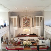 Photo taken at St Andrews Episcopal Church by Daniel N. on 3/31/2013