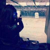 Photo taken at Dominion Shooting Range by Angela C. on 3/2/2013