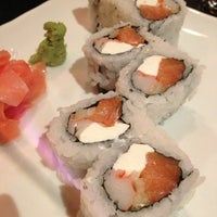 Photo taken at Koi Sushi and Thai by Hannah L. on 3/28/2013