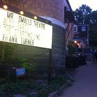 Photo taken at Mr. Smalls Theatre by Alyson C. on 6/2/2013