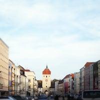 Photo taken at Stadtplatz by Manuel G. on 10/18/2012