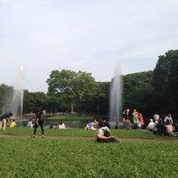 Photo taken at Yoyogi Park by Ken S. on 6/30/2013
