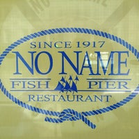 Photo taken at No Name Restaurant by Lenny H. on 4/27/2013