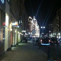 Photo taken at Knightsbridge by Nastasia🍷 on 11/17/2012