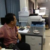 Photo taken at Phraram 2 Civil Engineering by Chawish N. on 11/20/2012