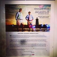 Photo taken at vineyard vines by Jacob M. on 6/8/2013