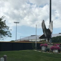 Photo taken at Duane Banks Field by Brian S. on 6/19/2018
