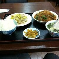 Photo taken at 東方餃子房 by Nobuhiro H. on 10/1/2012