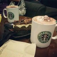 Photo taken at Starbucks by Steffi J. on 12/21/2012