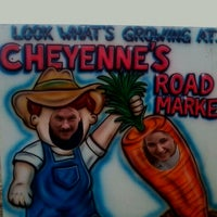 Photo taken at Cheyenne's Road Market by Shelley H. on 8/10/2013