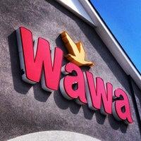 Photo taken at Wawa by Tim Y. on 3/23/2013