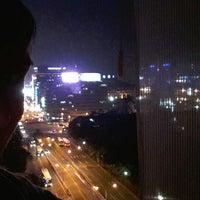 Photo taken at Sheraton Grande Taipei Hotel by Chantelle O. on 12/7/2012