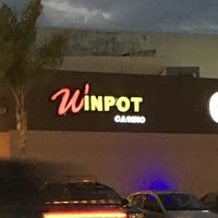 Photo taken at Winpot by Carlos M. on 12/9/2016