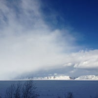 Photo taken at Bear Lake Beach by 🇺🇸K G. on 2/17/2013