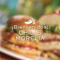Foto tomada en Chili's Morelia por CHILIS MEXICO el 1/10/2014