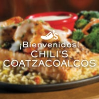 Photo taken at Chili's Coatzacoalcos by CHILIS MEXICO on 1/11/2014