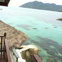 Photo taken at Charmchuree Villa @KOH TAO by Noon S. on 8/21/2013
