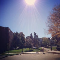 Photo taken at Tufts University by Spencer S. on 10/13/2012