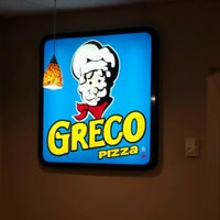 Photo taken at Greco Pizza by dj s. on 8/7/2017
