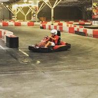 Photo taken at Karting Experience by Xavi R. on 8/5/2015
