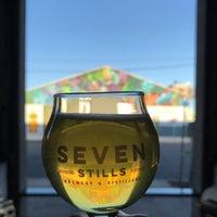 Снимок сделан в Seven Stills Brewery & Distillery пользователем Scott B. 10/23/2017