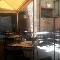 Photo taken at Osteria San Giorgio by Igor M. on 7/3/2013