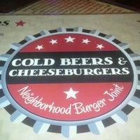 Photo taken at Cold Beers & Cheeseburgers by Die K. on 9/6/2013
