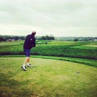 Photo taken at Drumm Farm Golf Club by Mike F. on 5/19/2014