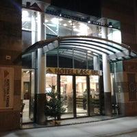 Das Foto wurde bei Austria Trend Hotel Lassalle von mare am 12/20/2014 aufgenommen