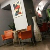 Photo taken at Best Western hotel Páv by Alexey A. on 11/24/2014