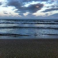 Photo taken at Playa de San José by Paco S. on 3/27/2013